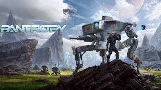 NEW BASE BUILDING MECH GAME | Pantropy | Let's Play Gameplay | S01E01