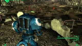 Fallout 3 - Warhammer 40000 mod