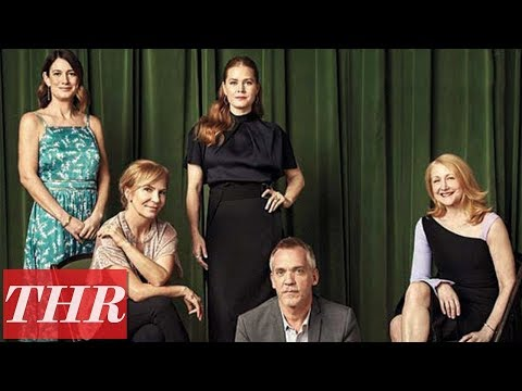 'Sharp Objects' Closer Look With Amy Adams, Gillian Flynn, Marti Noxon, Patricia Clarkson | THR