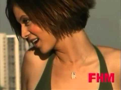 Catherine Bell ~ Fhm Photoshoot July 2002