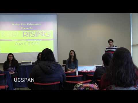Girl Rising Film Screening, April 22nd, 2017