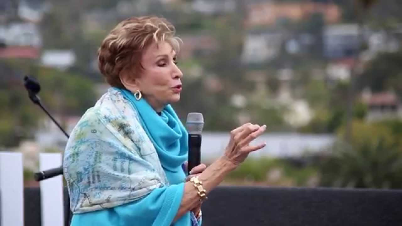 What My Mama Told Me Edith Eva Eger At Tedxlajolla