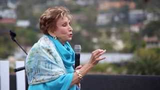 What my mama told me: Edith Eva Eger at TEDxLaJolla