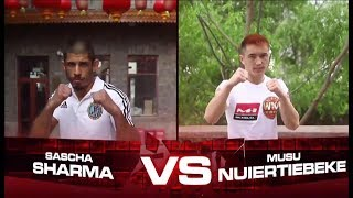 Саша Шарма vs Мусу Нуертибиеке, тизер боя, M-1 Challenge 80