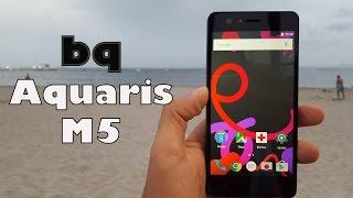 bq aquaris m5 el mejor smartphone de la compaia review unbox