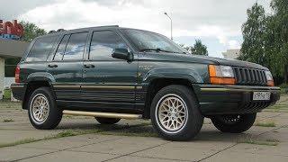 Jeep Grand Cherokee Limited / Тест-Драйв / Nice-Car.Ru