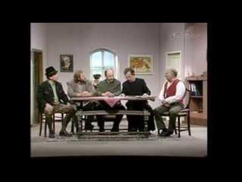 Peter Steiner´s Theaterstadel - Die drei Dorfheiligen -.flv