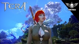 TERA Is Coming To Consoles | Game Preview | PC Gameplay