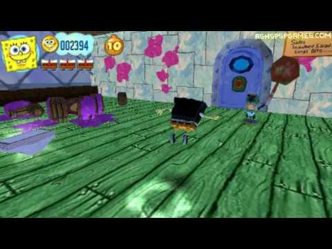 Spongebob's: Truth Or Square - PSP - #11. Krusty Krab