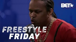 Did Toronto Out Rap New York City? | #FreestyleFridayBET