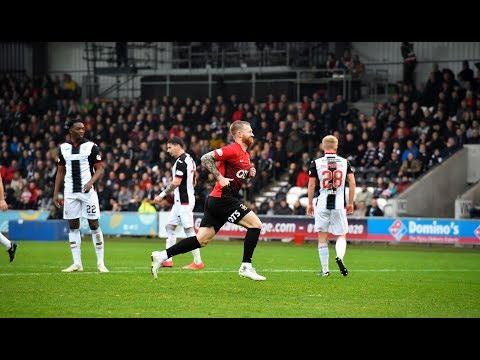 Just The Goals | St Mirren 1-2 Kilmarnock