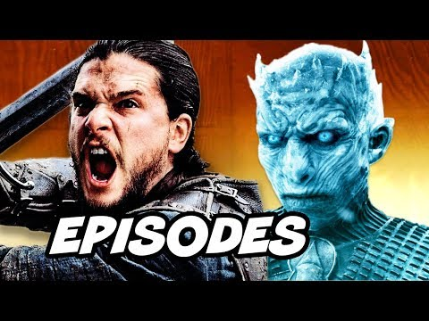 Game Of Thrones Season 7 New Episodes And Spinoff Teaser Explained