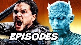 Game Of Thrones Season 7 New Episodes And Spinoff Teased