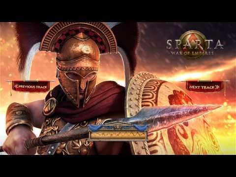 Jesper Kyd - Sparta Hellas (Plarium Games OST)