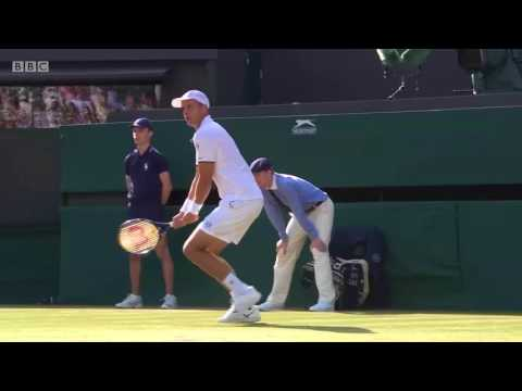 Nadal vs Muller ● Wimbledon 2017 R4 SET 1 to 4 EXTENDED Highlights [HD 50 FPS]