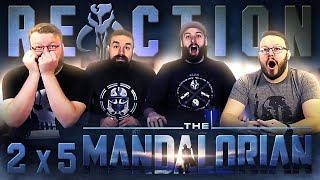 "The Mandalorian 2x5 REACTION!! ""Chapter 13: The Jedi"""
