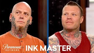 'Meet the Artists: Who Will Be on Team Christian Or Team Cleen?' | Ink Master: Grudge Match (S11)