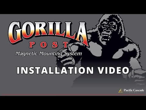 Gorilla Post System Installation Instructions - ParkingZone