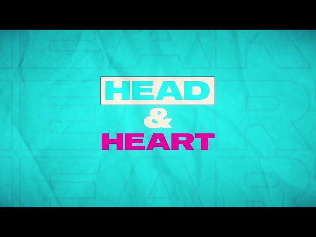 Joel Corry x MNEK - Head & Heart [Official Lyric Video] - Joel Corry