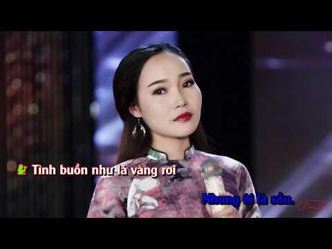 Mãi tìm nhau -  Karaoke - Dũng Sến - Beat Chuẩn - Full HD