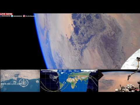 6th April View From The ISS: From Nigeria to North Korea: Earth From Space