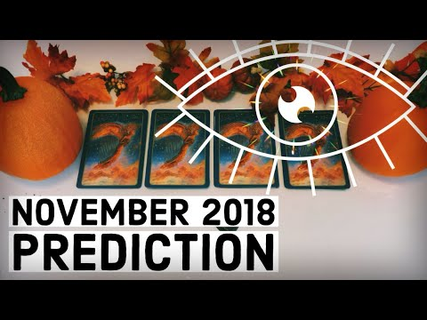 What's Coming For You NOV. 2018?🔮PICK A CARD🔮Psychic Prediction⭐️