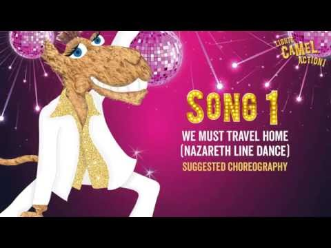 We Must Travel Home Choreography - Lights, Camel, Action!