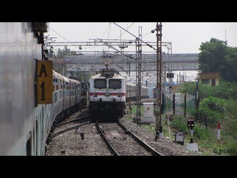 Chennai Raipur Full Journey: Tamil Nadu to Chhattisgarh via Telengana and Maharashtra