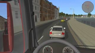 Transport Simulator 2013 HD Max Settings Gameplay First mission