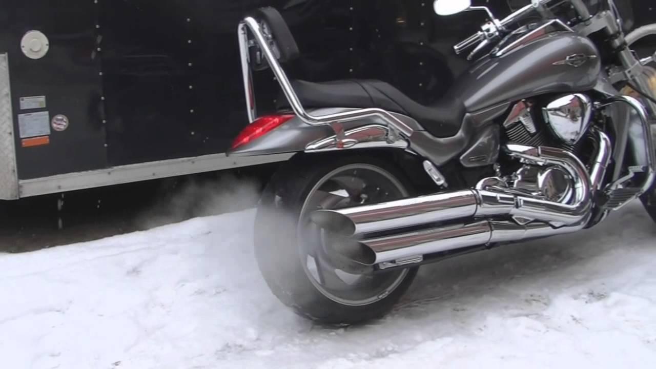Suzuki 1800 exhaust buyak brutal scream 100
