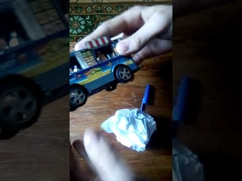 Бибика ,коупасёк и бумафка от ПЭТч