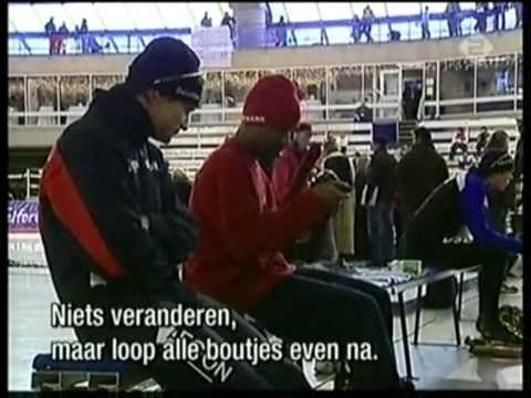 Shani Davis documentary : double Davis ( dubbel Davis ) 2006 part 3/6