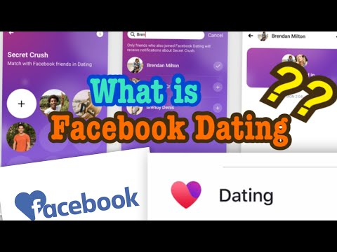 What Is Facebook Dating? (Released Today)