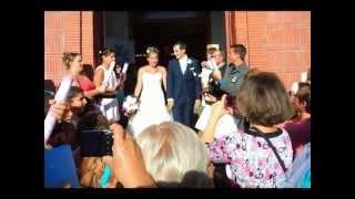 le plus beau mariage sur le bassin d arcachon