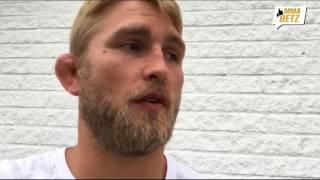 UFC 214: Alexander Gustafsson tror på Jon Jones