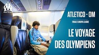 OM - Atletico | Le voyage des olympiens à Lyon