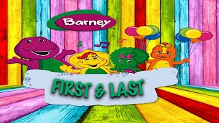 the barney bag album version
