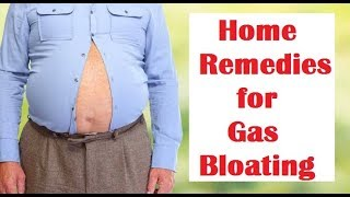 Gas (Bloating and Flatulence) Natural Remedies - No Farting Anymore !!