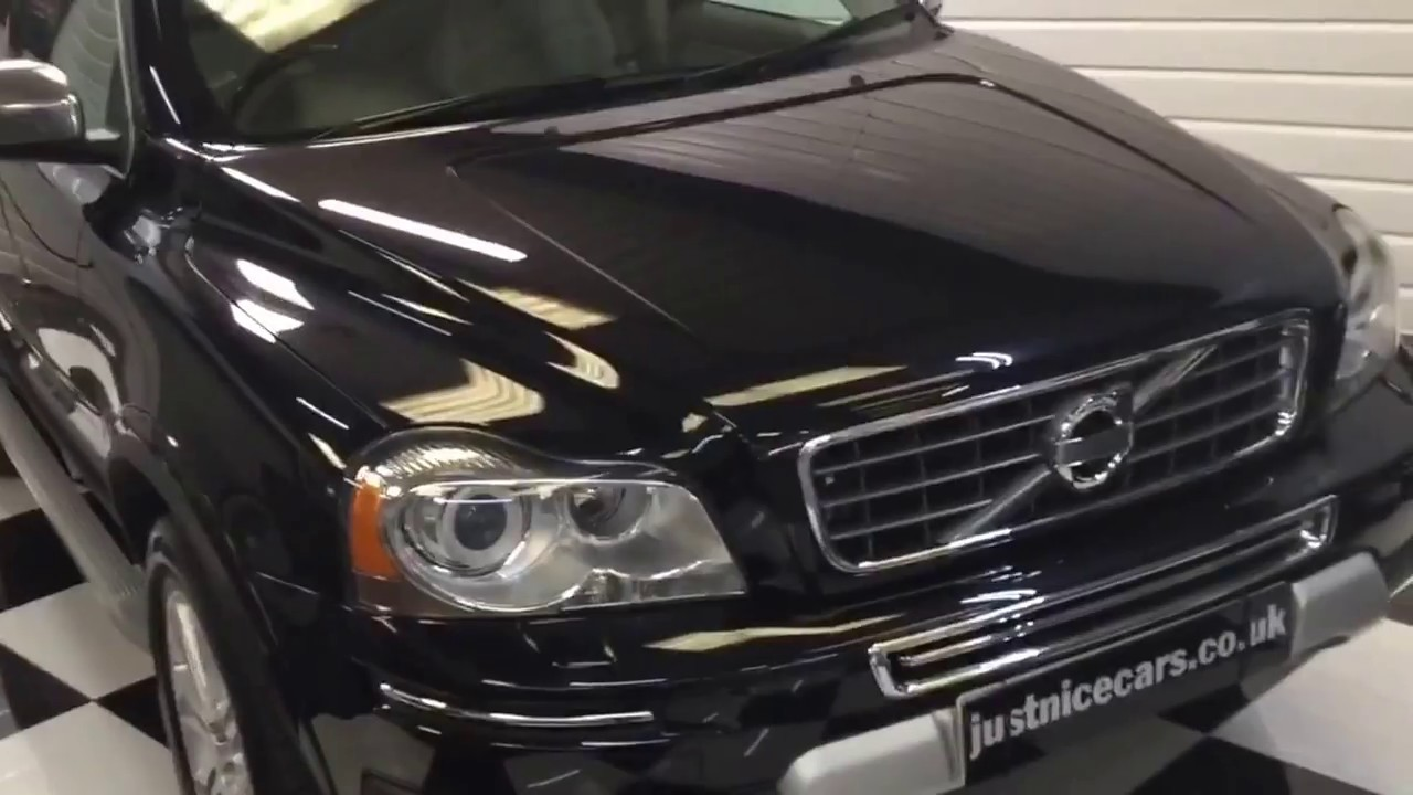 2010 60 volvo xc90 2 4 d5 executive geartronic automatic 7 seater for sale youtube. Black Bedroom Furniture Sets. Home Design Ideas