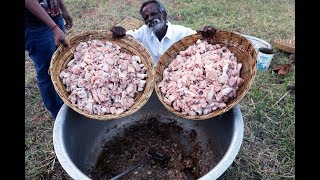 CHICKEN MASALA / Prepared by my daddy ARUMUGAM / Village food factory
