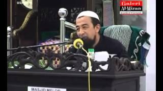 Saya ORANG BIRU, ORG HIJAU KATA SAYA SESAT ~ Ustaz Azhar Idrus