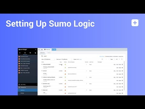 Level 3 Certification Setting up Sumo Logic - Jun 2018 - YouTube