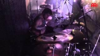 """Alex Rudinger Conquering Dystopia """"Prelude to Obliteration"""" Live"""