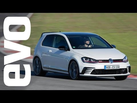 2016 vw golf gti clubsport review evo diaries youtube. Black Bedroom Furniture Sets. Home Design Ideas
