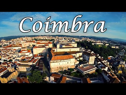 Coimbra, Portugal, points of interest and things to do ...