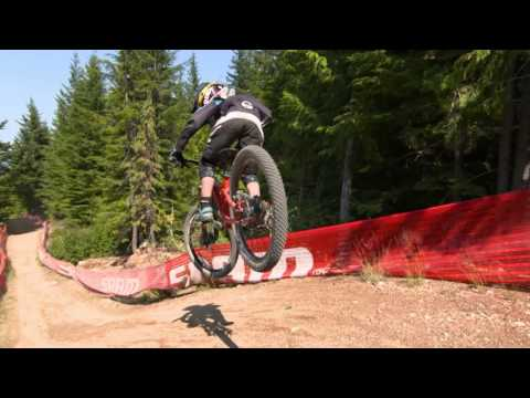 Stevie Smith and 11-Year-Old Jackson Goldstone Ride Whistler: One Obsession