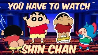 I REVIEW SHIN CHAN (anime)