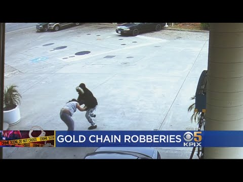 Fremont Police Warn Of String Of Chain Snatching Robberies