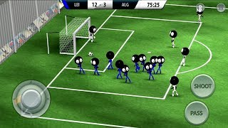 Stickman Soccer 2016 Android Gameplay HD #7