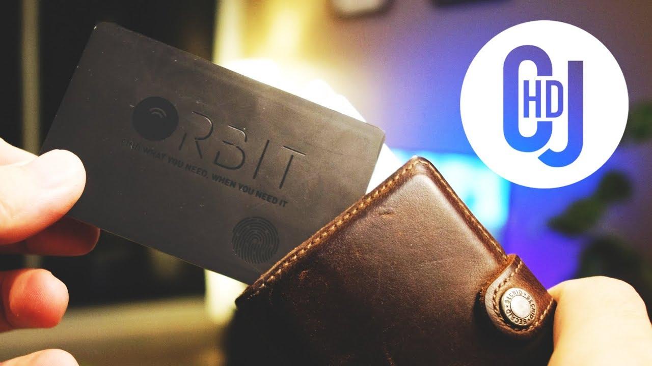 Orbit Card Bluetooth Tracker Review Make Your Wallet Smart - Orbit tracker
